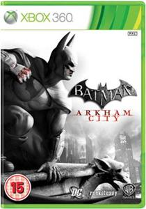 Batman Arkham City Xbox360