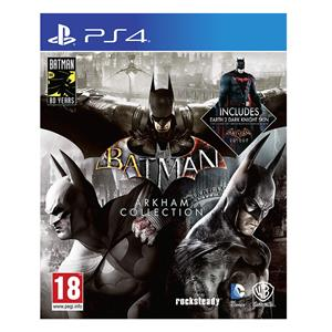 Batman Arkham Knight Collection PS4