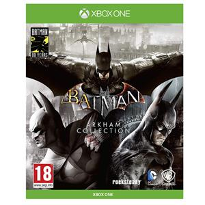 Batman Arkham Knight Collection Steelbook Edition Xbox One