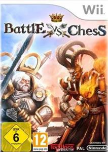 Battle Vs Chess Nintendo Wii