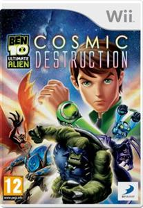 Ben 10 Ultimate Alien Cosmic Destruction Nintendo Wii