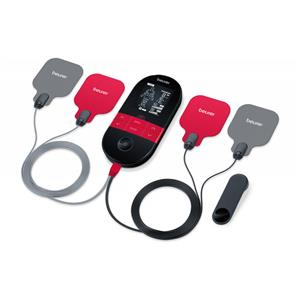 Beurer - EM 59 Digital TENS/EMS device with heat function - 3 Years Warranty