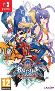 BlazBlue Central Fiction Nintendo Switch