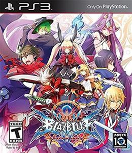 Blazblue Central Fiction PS3