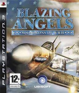 Blazing Angels Squadrons Of Wwii Ps3