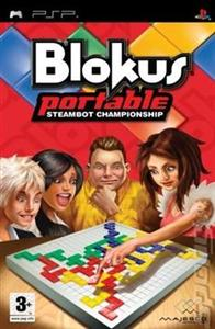 Blokus Portable Steambot Champion Psp