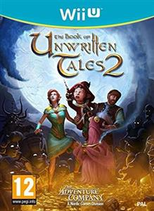 Book of Unwritten Tales 2 Nintendo Wii U
