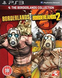 Borderlands 1 And 2 Collection Ps3
