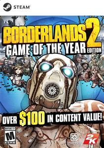 Borderlands 2 Game of the Year Edition PC (Steam Code Only)