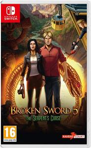 Broken Sword V The Serpent's Curse Nintendo Switch