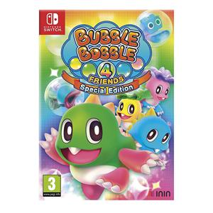 Bubble Bobble 4 Friends Special Edition Nintendo Switch