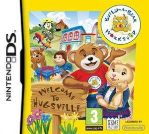 Build-A-Bear Workshop Welcome to Hugsville Nintendo Ds