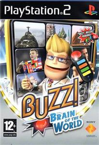 Buzz Brain Of The World Ps2