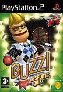 Buzz! The Sports Quiz Ps2