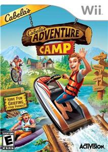 Cabela's Adventure Camp Nintendo Wii