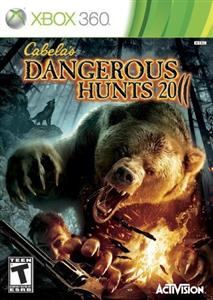 Cabela's Dangerous Hunts 2011 Xbox360