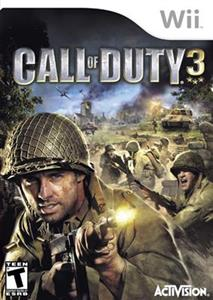 Call of Duty 3 Ninterndo Wii