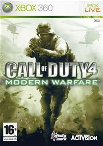 Call of Duty 4 Modern Warfare Xbox360