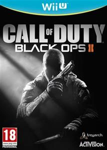 Call of Duty Black Ops 2 Nintendo Wii U