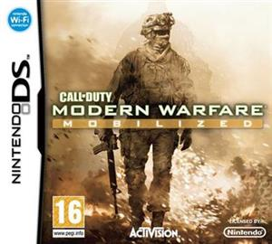 Call of Duty Modern Warfare 2 Mobilized Nintendo Ds