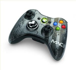 Call Of Duty Modern Warfare 3 Wireless Controller Xbox360