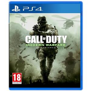 Call of Duty Modern Warfare Remastered (Code in a Box) PS4