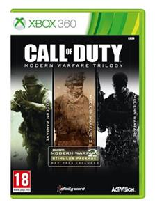 Call Of Duty Modern Warfare Trilogy Xbox360
