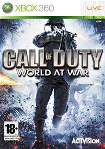 Call of Duty World at War Xbox360