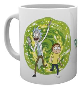 Cana Rick and Morty Portal