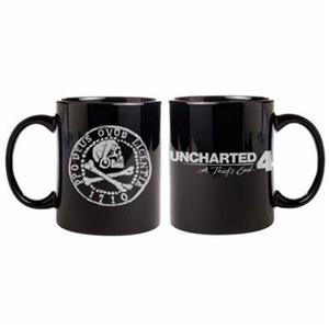 Cana Uncharted 4 For God And Liberty Black & White