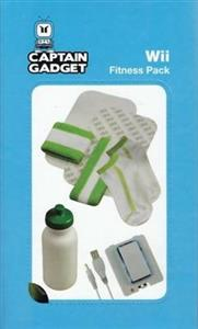 Captain Gadget Fitness Pack Nintendo Wii