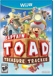 Captain Toad Treasure Tracker Nintendo Wii U