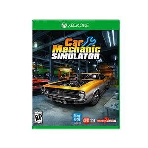 Car Mechanic Simulator Xbox One 2019