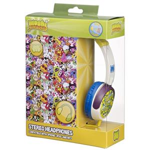 Casti Audio Universale Moshi Monsters Albe Nintendo 3DS/DS