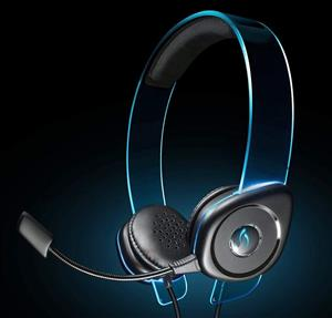 Casti Gaming PDP Afterglow AGX40 Wired Headset Xbox360