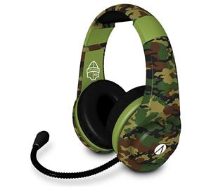Casti Stealth Xp Cruiser Woodland Camo Multi Format Stereo Gaming Headset