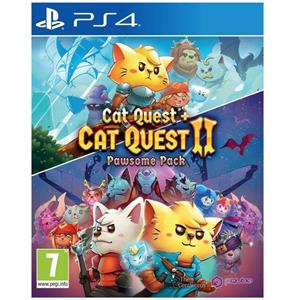 Cat Quest 2 Pawsome Pack Cat Quest 1 And 2 PS4