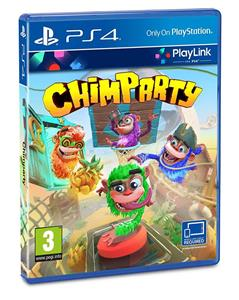 Chimparty PS4