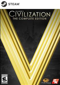 Civilization V The Complete Edition PC (Steam Code Only)
