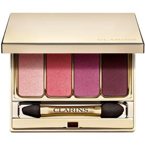 Clarins -  4-Colour Eyeshadow Palette - 07 Lovely rose