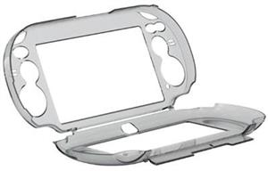 Clear Plastic Hard Shell Case PS Vita