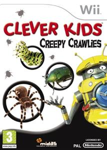 Clever Kids Creepy Crawlies Nintendo Wii