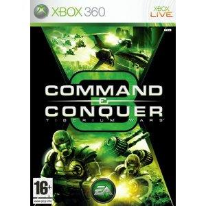 Command And Conquer 3 Tiberium Wars Xbox360