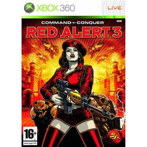 Command And Conquer Red Alert 3 Xbox360