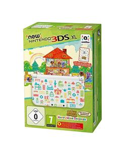 Consola New Nintendo 3Ds Animal Crossing Happy Home Designer