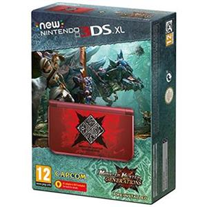Consola Nindendo New 3DS XL Monster Hunter Generations Edition