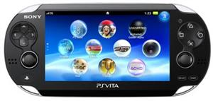 Consola PlayStation Vita (PS Vita) Wi-Fi Version