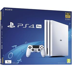 Consola SONY Playstation 4 Pro 1TB White G Chassis