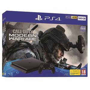 Consola Sony PlayStation 4 Slim 500GB Call Of Duty Modern Warfare