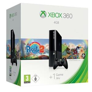 Consola Xbox360 4GB with Peggle 2